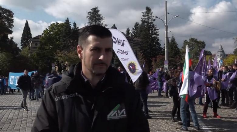 Бизнесът и синдикатите на общ протест срещу скъпия ток