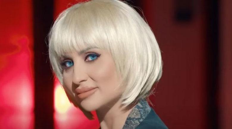 Софи Маринова стана блондинка заради нова песен
