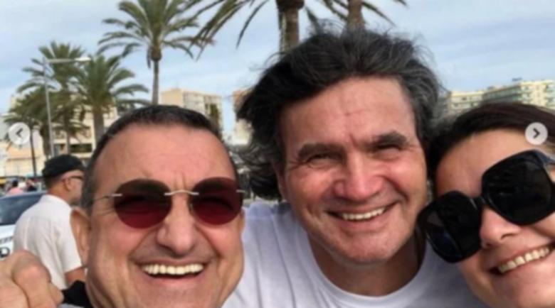 Зуека качи първите си снимки от Испания, заедно е с друг известен българин